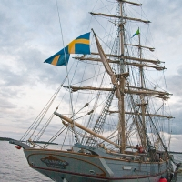 Briggen Tre Kronor