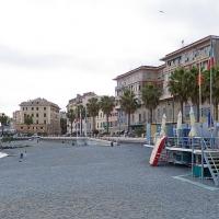 Beachen i Pegli