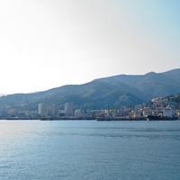 Marina di Genova Aeroporto vy mot Pegli