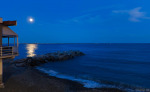 Moonlight in Pegli