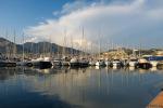 Marina di Genova Aeroporto vy mot Sestri Ponente
